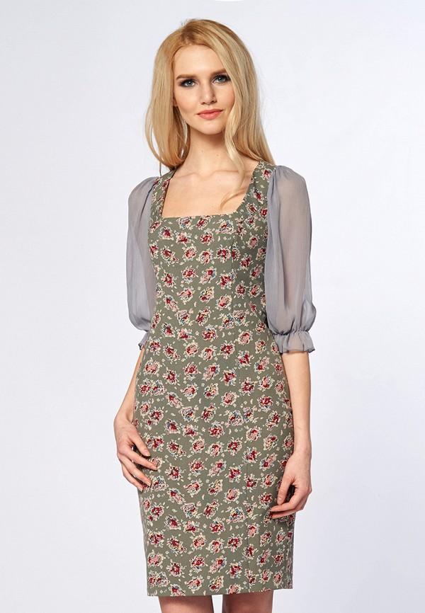 Купить Платье Ано, MP002XW13QJA, серый, Осень-зима 2017/2018