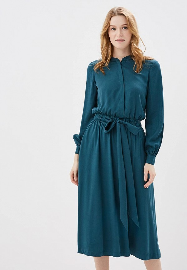 Купить Платье Akhmadullina Dreams, MP002XW13QR6, зеленый, Весна-лето 2018