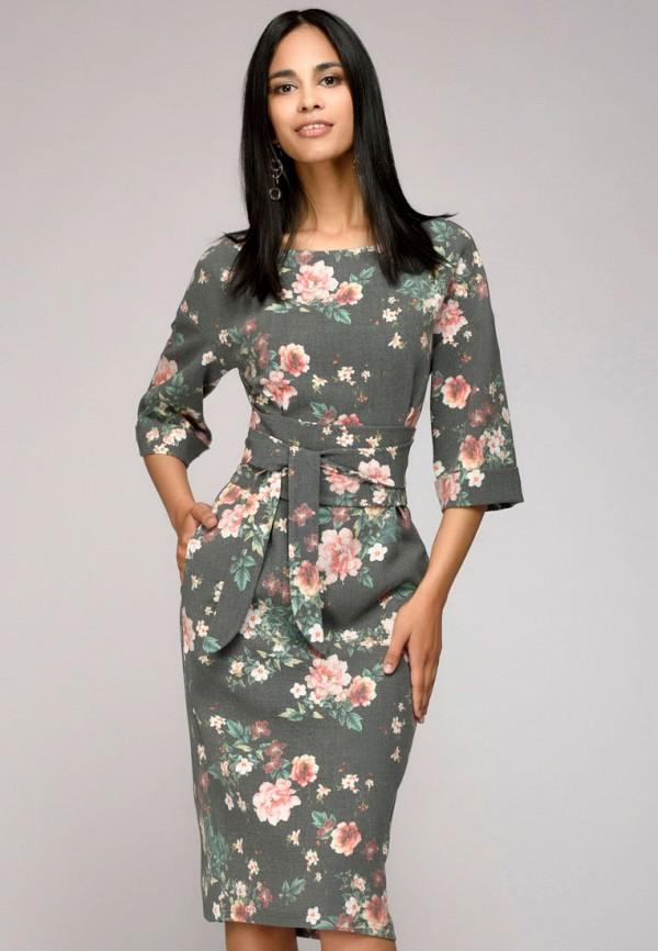 Платье 1001dress 1001dress MP002XW13QY7 платье express dress цвет серый