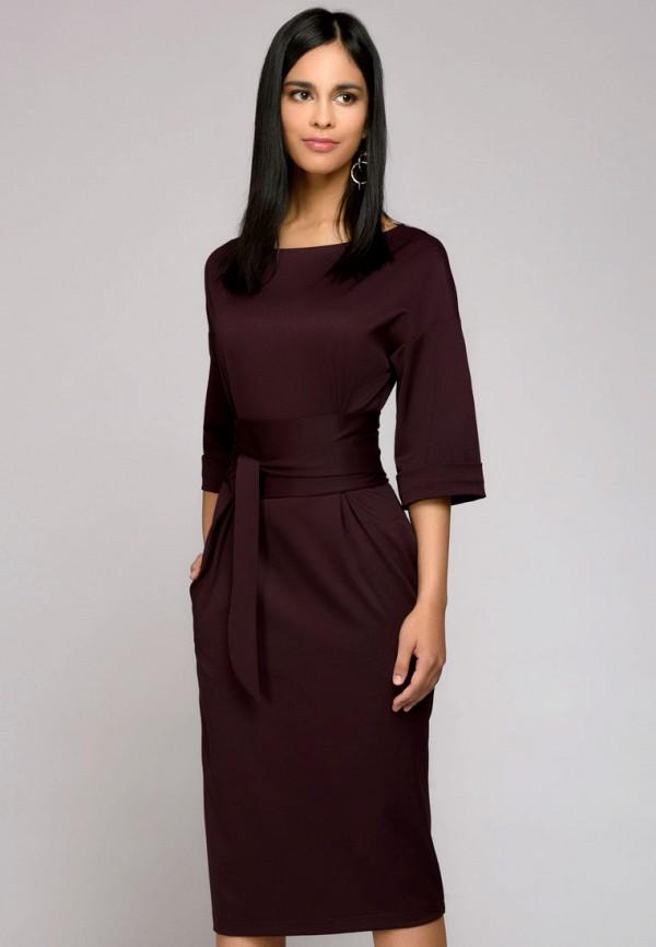 Купить Платье 1001dress, MP002XW13QY8, бордовый, Весна-лето 2018