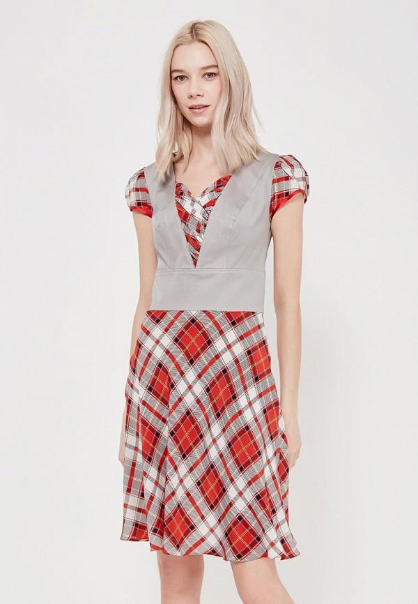 Платье Maria Rybalchenko Maria Rybalchenko MP002XW13RAI юбка maria rybalchenko maria rybalchenko mp002xw1axlf