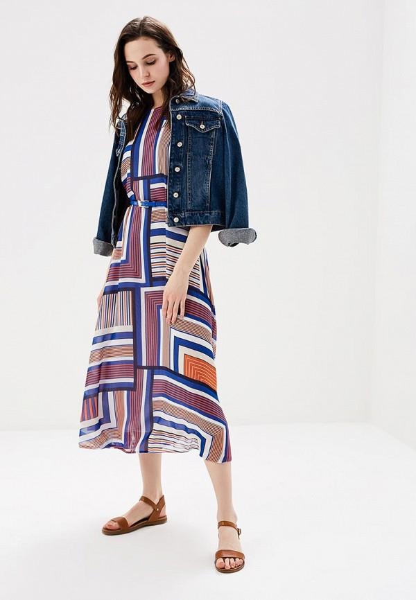 Купить Платье Villagi, MP002XW13RMM, разноцветный, Весна-лето 2018