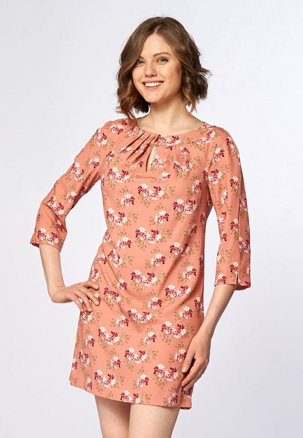 Купить Платье Ано, MP002XW13RO4, коралловый, Весна-лето 2018