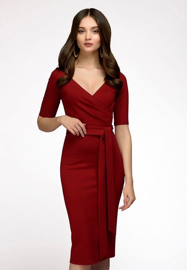 цена Платье 1001dress 1001dress MP002XW13S73 онлайн в 2017 году