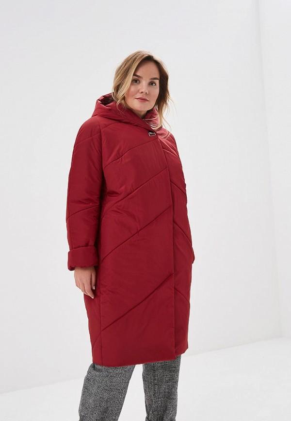 Купить Куртка утепленная Симпатика, MP002XW13SNP, бордовый, Весна-лето 2018