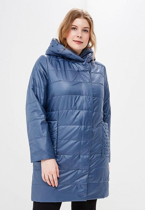 Куртка утепленная Winterra, MP002XW13T9H, синий, Весна-лето 2018  - купить со скидкой