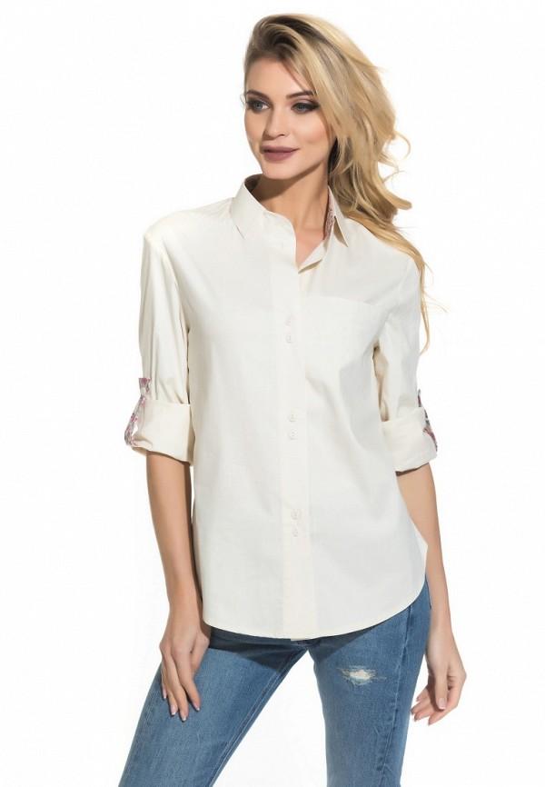 Купить Рубашка Gloss, MP002XW13TC3, белый, Весна-лето 2018