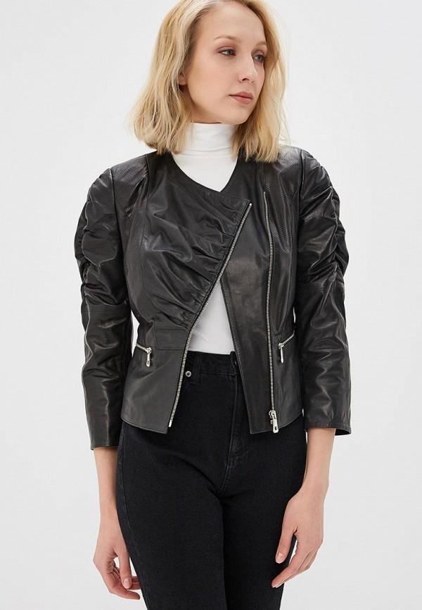 Куртка кожаная Grafinia Grafinia MP002XW13UA9