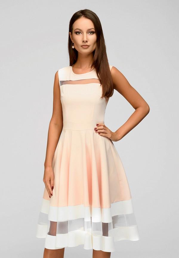 Платье 1001dress 1001dress MP002XW13UKP платье 1001 dress цвет бежевый