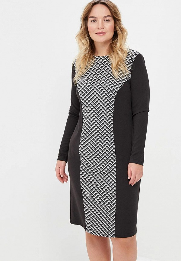 Купить Платье XLady, MP002XW13UNH, черный, Весна-лето 2018