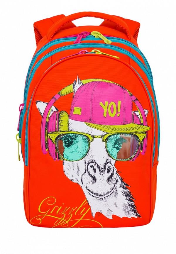 Рюкзак Grizzly Grizzly MP002XW13UT2 рюкзаки grizzly рюкзак