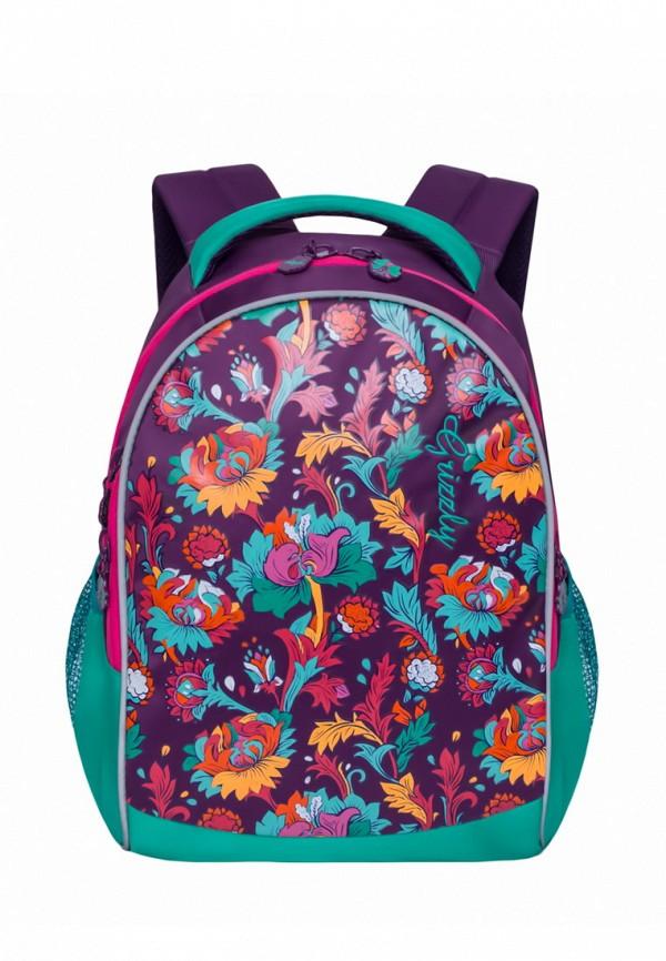 Рюкзак Grizzly Grizzly MP002XW13UT8 рюкзаки grizzly рюкзак