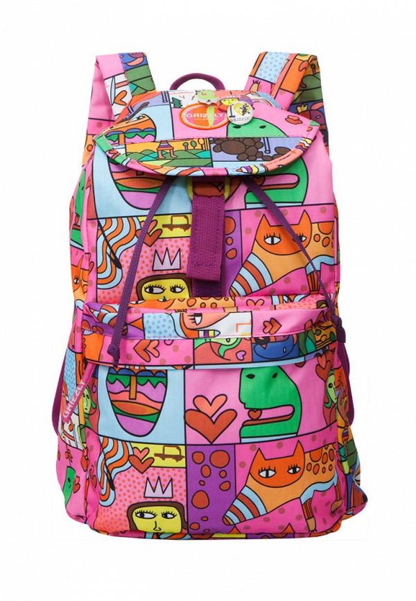 Рюкзак Grizzly Grizzly MP002XW13UTI рюкзаки grizzly рюкзак