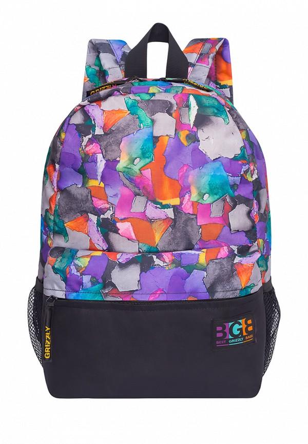 Рюкзак Grizzly Grizzly MP002XW13UTW рюкзаки grizzly рюкзак
