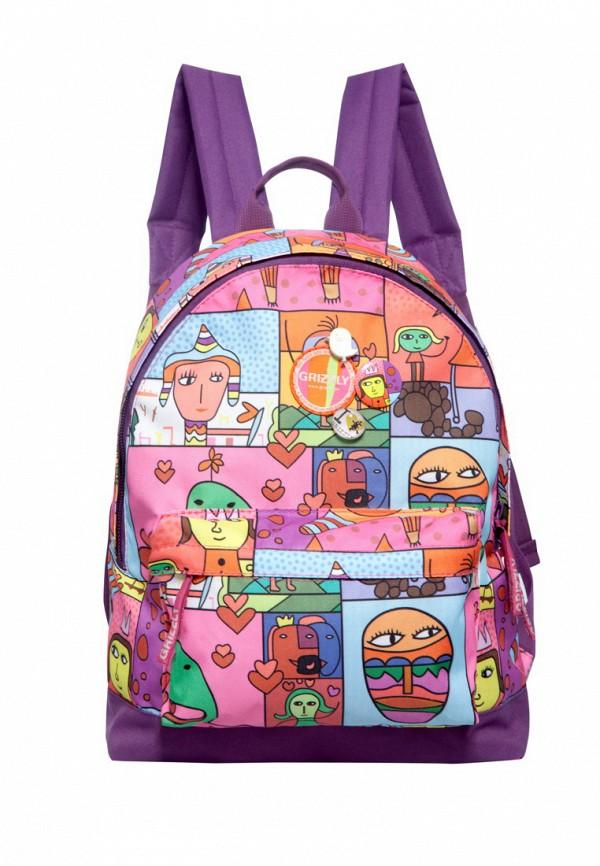Рюкзак Grizzly Grizzly MP002XW13UU1 рюкзаки grizzly рюкзак