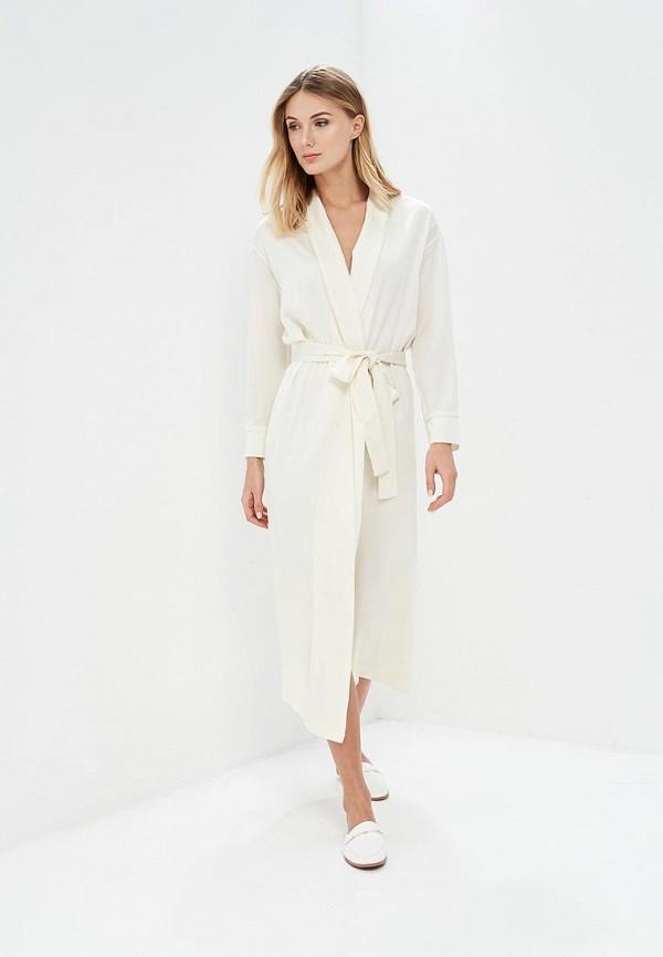 Платье 12storeez 12storeez MP002XW13VAX 12storeez рубашка с карманами ромб белый