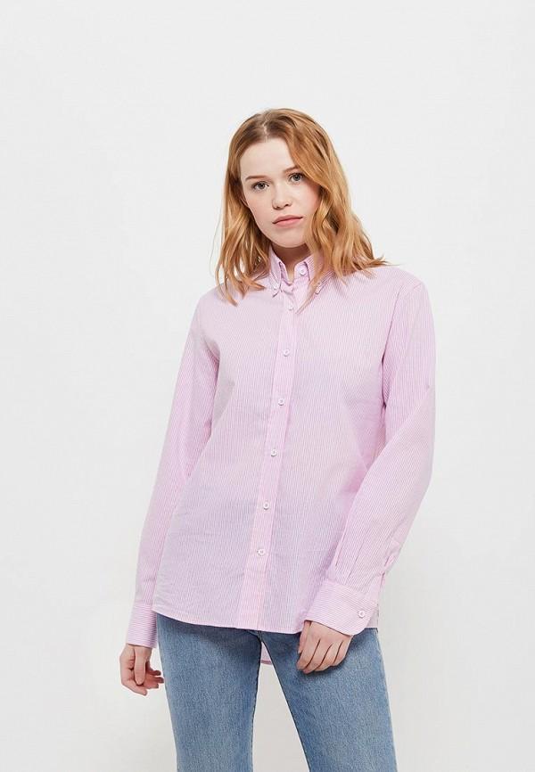 Рубашка 12storeez 12storeez MP002XW13VB3 12storeez рубашка с карманами ромб белый