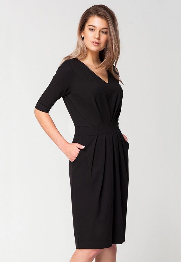 цена Платье Vilatte Vilatte MP002XW13VDW онлайн в 2017 году