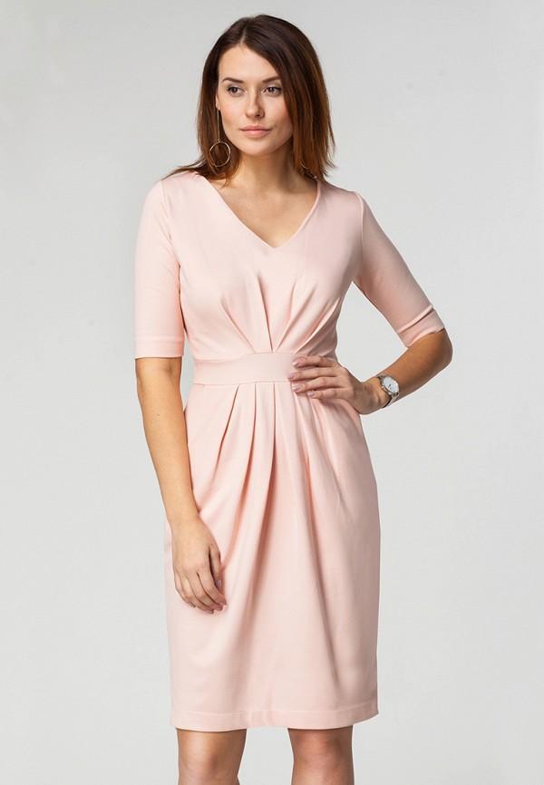 цена Платье Vilatte Vilatte MP002XW13VEF онлайн в 2017 году