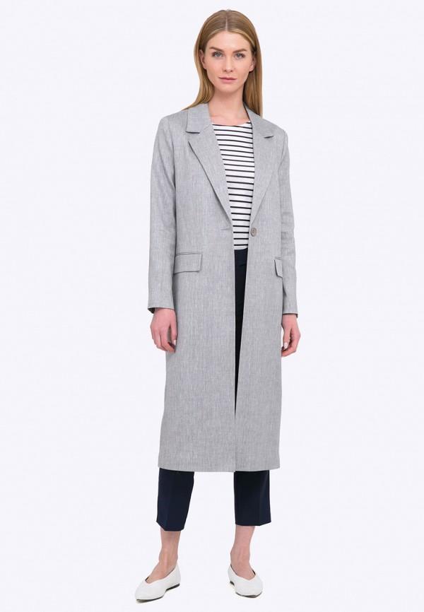 Купить Пальто Emka, MP002XW13YBV, серый, Весна-лето 2018