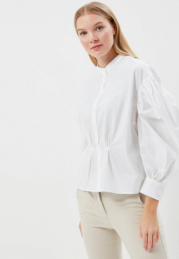 Купить Блуза Lime, MP002XW13YKQ, белый, Весна-лето 2018