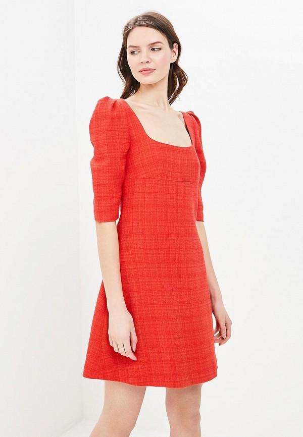Купить Платье Galina Vasilyeva, MP002XW13ZA9, красный, Весна-лето 2018