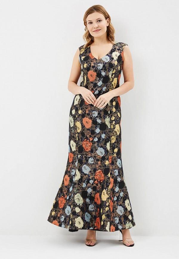 Купить Платье Galina Vasilyeva, MP002XW13ZB5, разноцветный, Весна-лето 2018