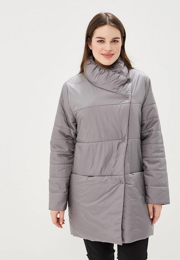 Куртка утепленная Winterra, MP002XW13ZGJ, серый, Весна-лето 2018  - купить со скидкой