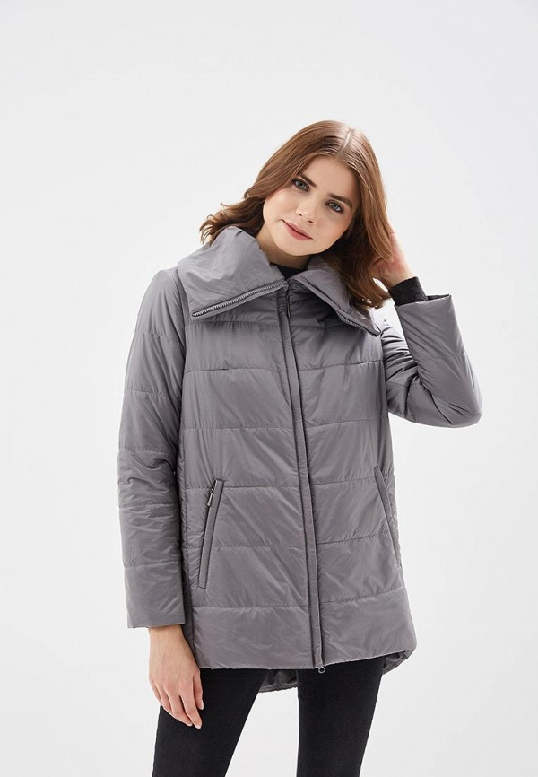 Купить Куртка утепленная Winterra, MP002XW13ZGZ, серый, Весна-лето 2018
