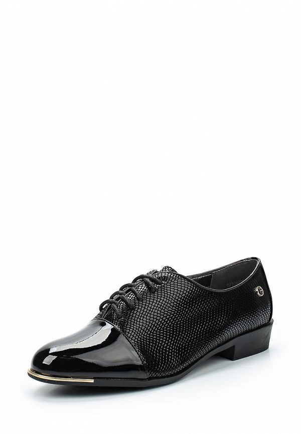 Купить Ботинки T.Taccardi, MP002XW13ZXA, черный, Весна-лето 2018