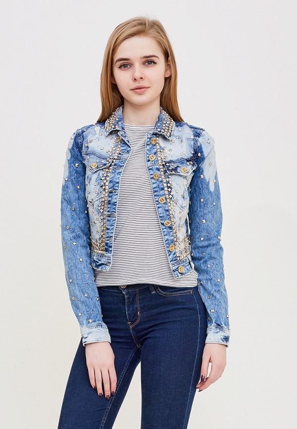 Фото Куртка джинсовая DSHE. Купить с доставкой