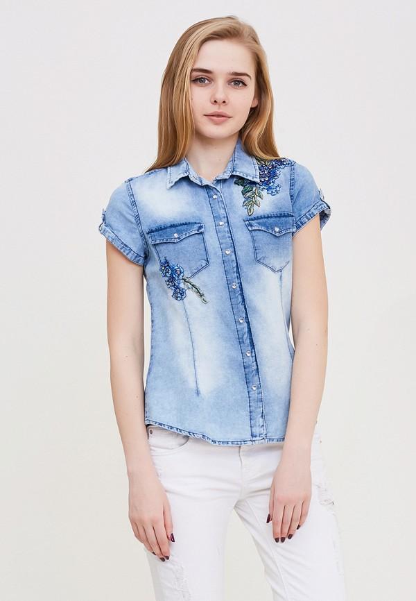 Фото Рубашка джинсовая DSHE. Купить с доставкой