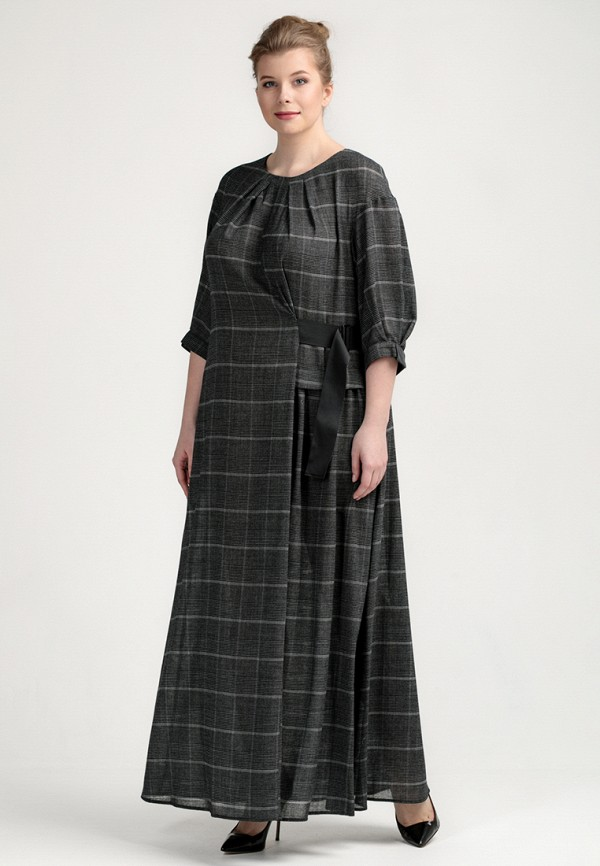 Купить Платье Larro, MP002XW141J0, серый, Весна-лето 2018