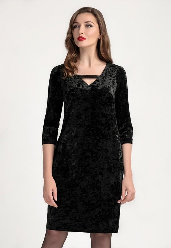 Купить Платье Larro, MP002XW141J2, черный, Весна-лето 2018