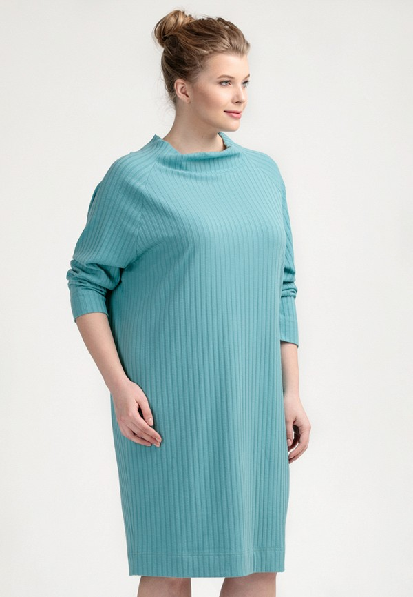 Купить Платье Larro, MP002XW141JC, бирюзовый, Весна-лето 2018