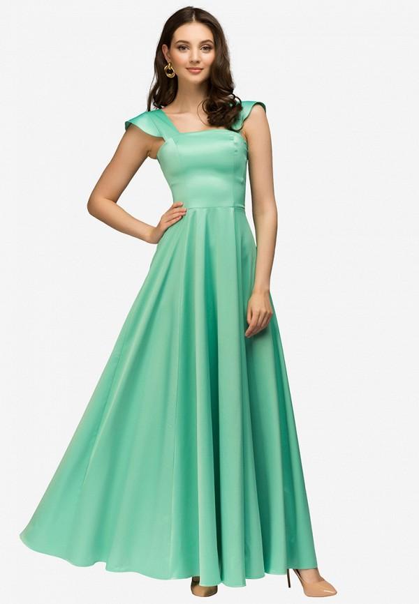 Купить Платье 1001dress, MP002XW141Q1, зеленый, Весна-лето 2018