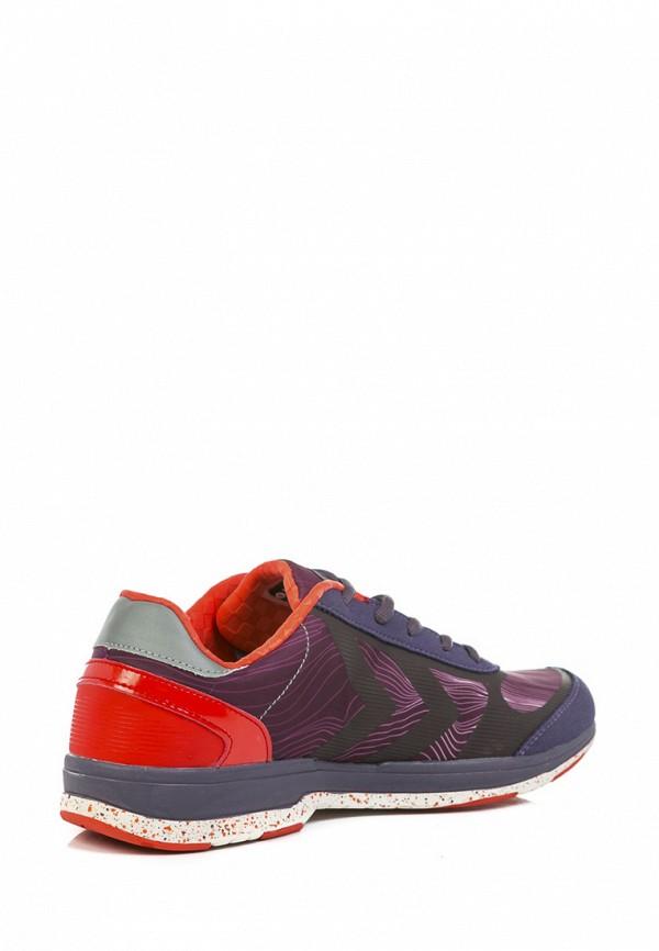 Фото 2 - женские кроссовки Hummel разноцветного цвета