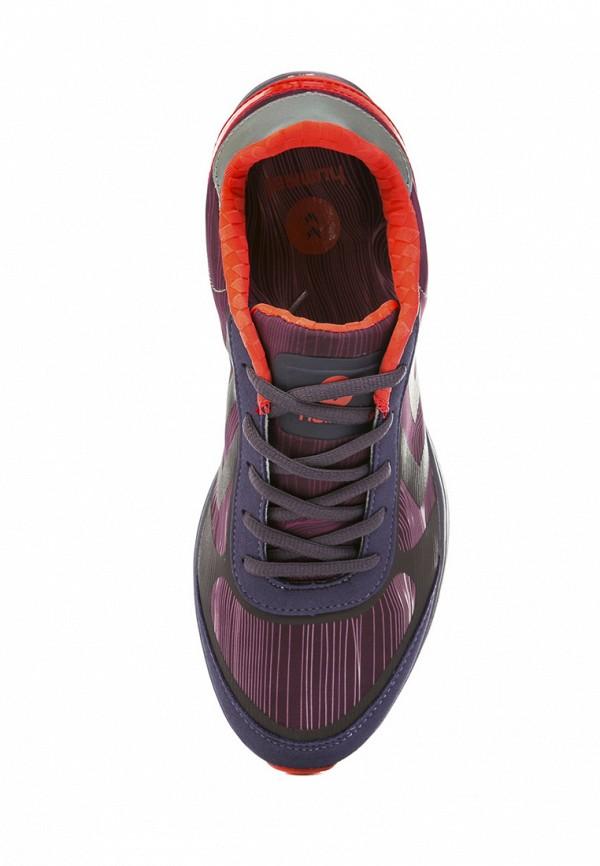 Фото 7 - женские кроссовки Hummel разноцветного цвета