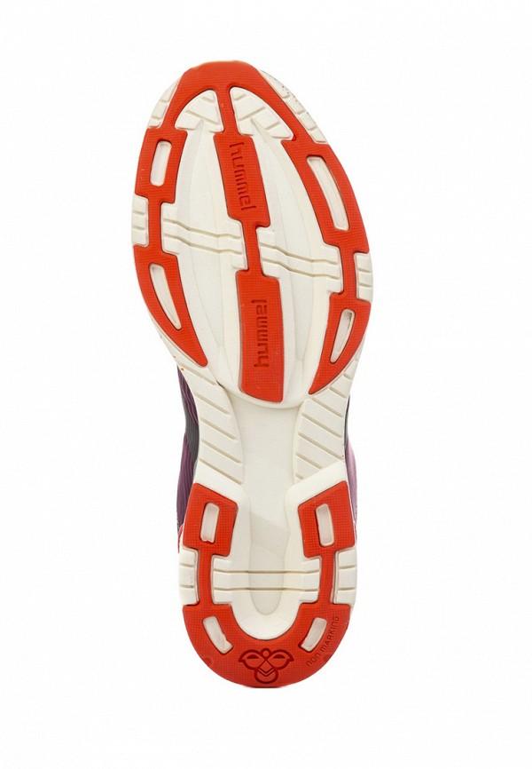 Фото 4 - женские кроссовки Hummel разноцветного цвета