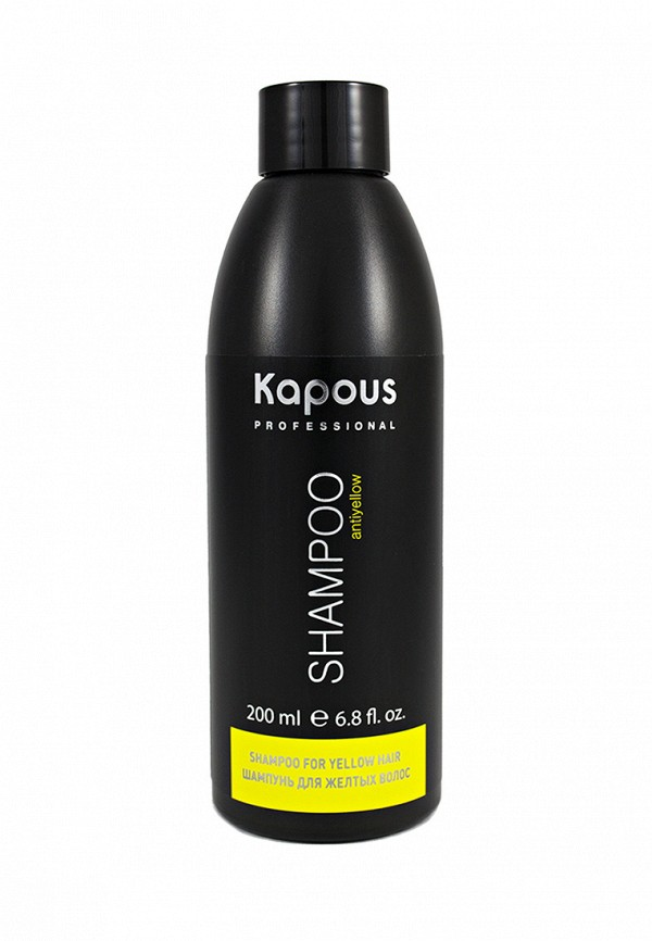 Шампунь Kapous Оттеночные средства для волос