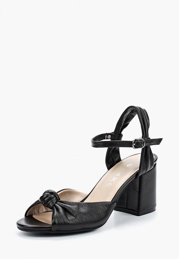 Босоножки GARRO GARRO MP002XW14D5G обувь d g весна лето 2012 интернет магазин