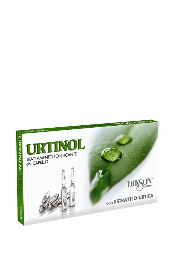 Тонизирующее противосеборейное ампульное средство Urtinol Dikson