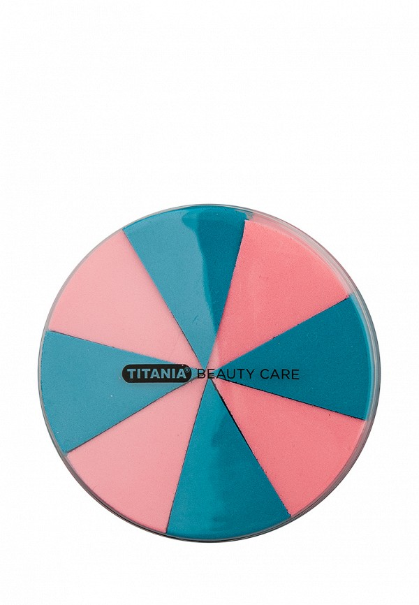 Комплект спонжей 8 шт. Titania 2018