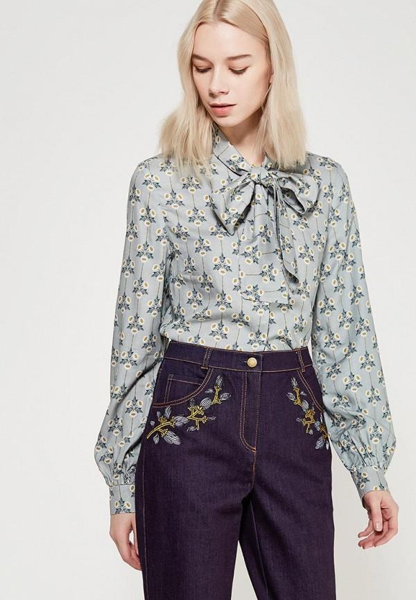 Блуза Ksenia Knyazeva Ksenia Knyazeva MP002XW15FOB юбки ksenia knyazeva юбка