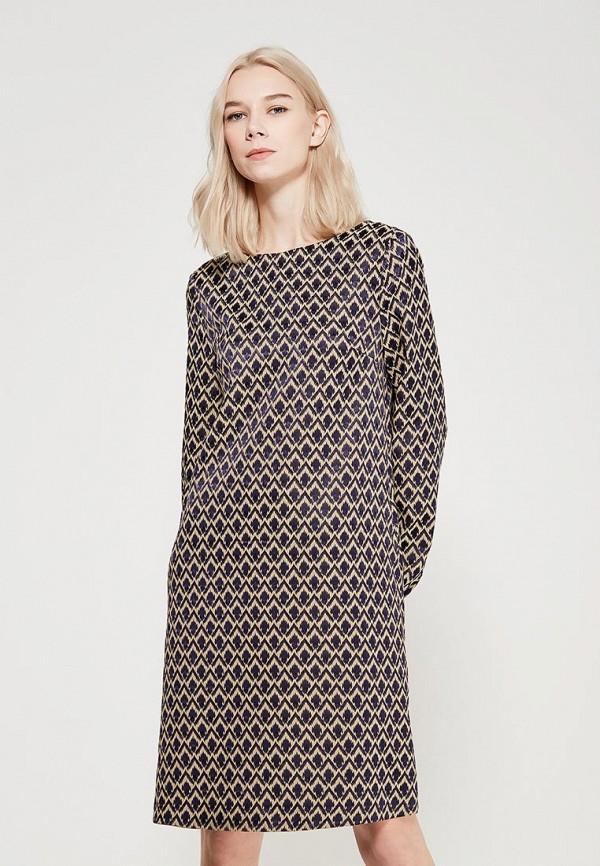 Платье Ksenia Knyazeva Ksenia Knyazeva MP002XW15FPM наборы для вышивания белоснежка наборы для вышивания с водорастворимым рисунком на канве цветочная композиция 7525 рк