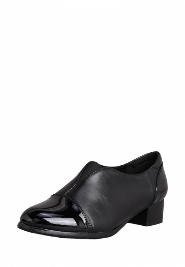 Ботинки Alessio Nesca, MP002XW15FTC, черный, Весна-лето 2018  - купить со скидкой