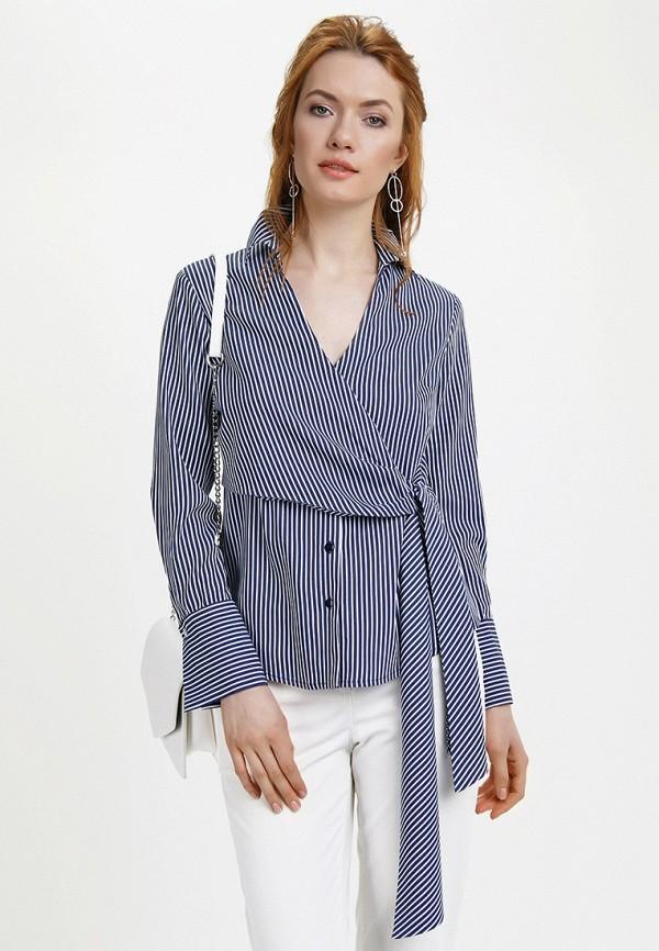 Купить Блуза Audrey Right, MP002XW15GCD, синий, Весна-лето 2018