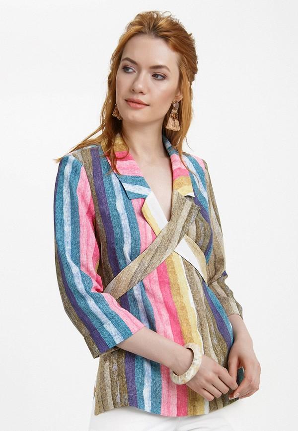 Купить Блуза Audrey Right, MP002XW15GCZ, разноцветный, Весна-лето 2018