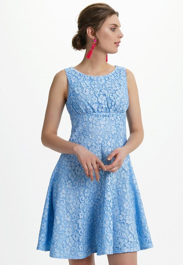 Купить Платье Audrey Right, MP002XW15GD3, голубой, Весна-лето 2018