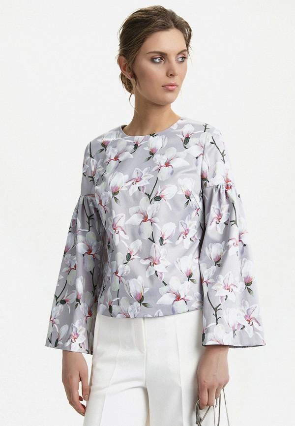 Купить Блуза Audrey Right, MP002XW15GD4, серый, Весна-лето 2018